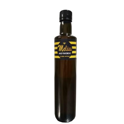 Βιολογικό Λικέρ μελιού 500 ml